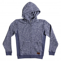 Quiksilver Keller Zip Youth medieval blue heather