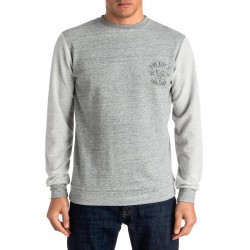 Quiksilver New Vision Crew medium grey heather