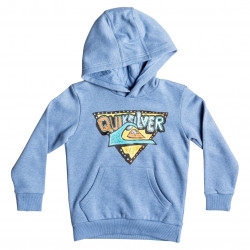 Quiksilver Tinam Hoody Boy turkish sea heather