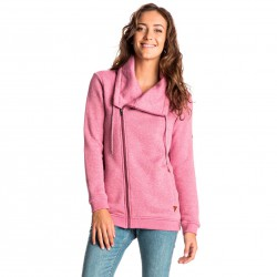 Roxy Good Waves Fleece sangria