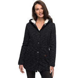 Roxy Into The Storm charcoal heather