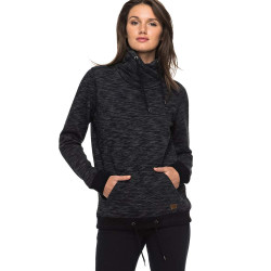 Roxy Sandy Dreams charcoal heather