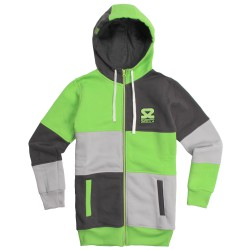 Snowboard Zezula Ginger grey/lime