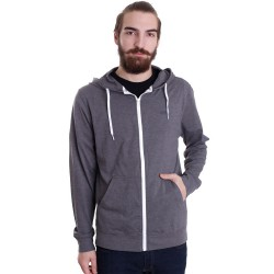 Vans Core Basic Knit Zip Hoodie gravel