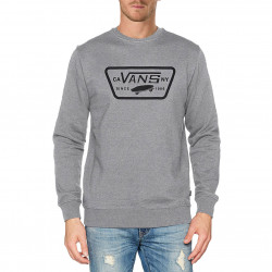 Vans Full Patch Crew cement heather