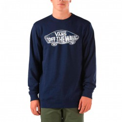 Vans Otw Crew Fleece dress blues/true native ditsy
