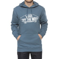 Vans Otw Pullover Fleece blue mirage/white