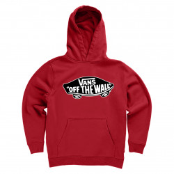 Vans Otw Pullover Fleece Boys chili pepper/black