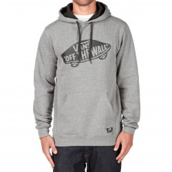 Vans Otw Pullover Fleece concrete heather