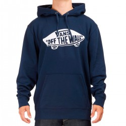 Vans Otw Pullover Fleece dress blues/bright white