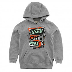 Vans Stenciled Ii Pullover cement heather