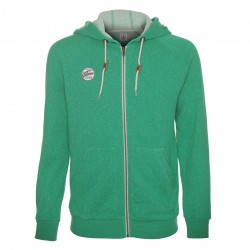 Volcom Dayoff Slim Zip kelly green