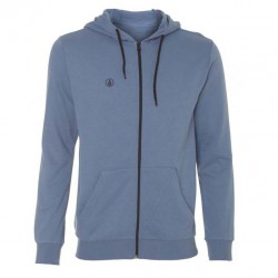 Volcom Icon Slim Zip stormy blue