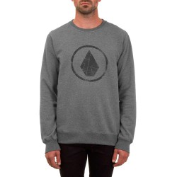 Volcom Stone Crew Fleece dark grey