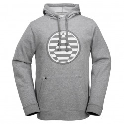 Volcom Striped Stone heather grey