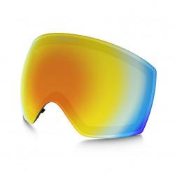 Oakley Flight Deck fire iridium