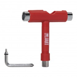 Jart T-Tool red