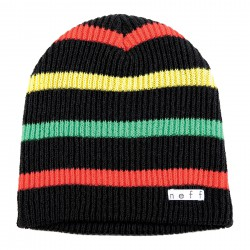 Neff Daily Stripe black/rasta