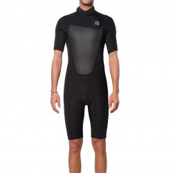 Billabong Foil 2/2 Ss Bz Spring black