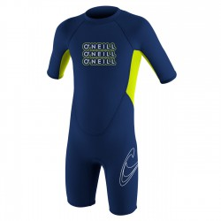 O'Neill Reactor Toddler Spring navy/lime