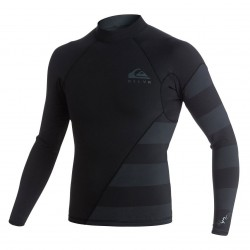 Quiksilver Syncro 1Mm Ls New Wave Jacket black