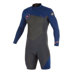 Quiksilver Syncro 2/2 Bz Ls Spring graphite/ink blue