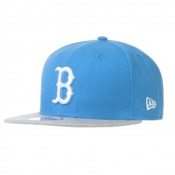 New Era Boston Red Sox 9Fifty Popheather blue/grey