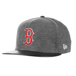 New Era Boston Red Sox 9Fifty Step Out grey/black