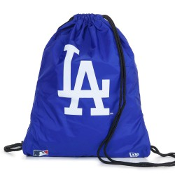 New Era Gym Sack Los Angeles Dodgers blue
