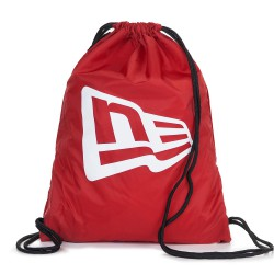 New Era Gym Sack New Era scarlet