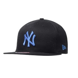 New Era New York Yenkees 9Fifty Seasonal black/blue