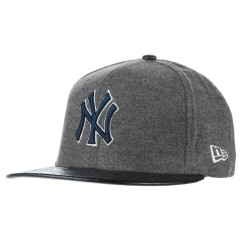 New Era New York Yenkees 9Fifty Step Out grey/black