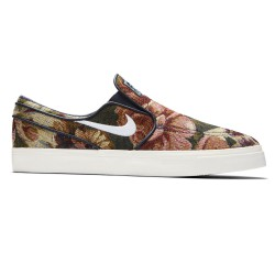 Nike SB Air Zoom Stefan Janoski Slip Canvas multi-color/wht-ivory