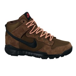 Nike SB Dunk High military brown/black-dark khaki