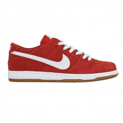 Nike SB Dunk Low Pro Ishod Wair unvrsty red/white-gm lght brwn