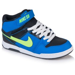 Nike SB Mogan Mid 2 Jr B photo blue/volt-black-white