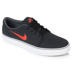 Nike SB Nike Satire Canvas black/lt crimson-drk base grey