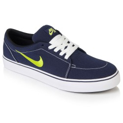 Nike SB Nike Satire Canvas obsidian/venom green-white