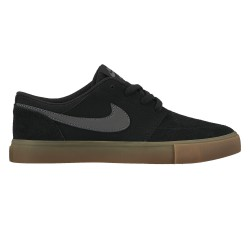 Nike SB Portmore Ii Boys black/dark grey-gum light brown