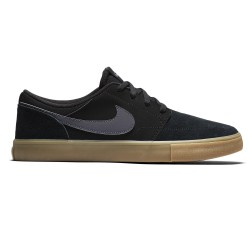 Nike SB Solarsoft Portmore Ii black/dark grey-gum light brown