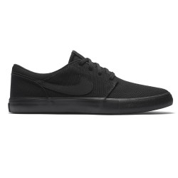 Nike SB Solarsoft Portmore Ii Canvas black/black