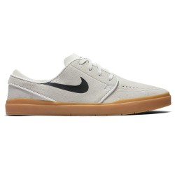 Nike SB Stefan Janoski Hyperfeel summit white/black-gum brown