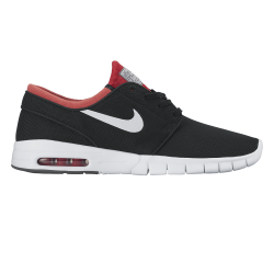 Nike SB Stefan Janoski Max black/white-university red