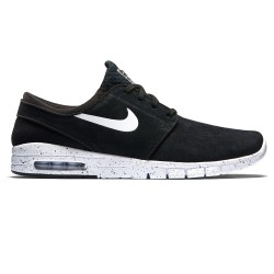 Nike SB Stefan Janoski Max Leather black/white