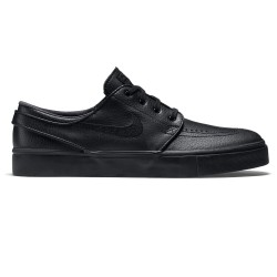 Nike SB Zoom Stefan Janoski Leather black/black-black-anthrct