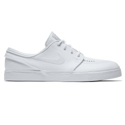 Nike SB Zoom Stefan Janoski Leather white/white-wolf grey