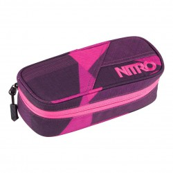 Nitro Pencil Case fragments purple