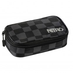 Nitro Pencil Case Xl checker