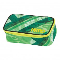Nitro Pencil Case Xl wicked green