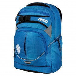 Nitro Superhero blur briliant blue